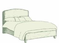 Kingsize Caldey Bed
