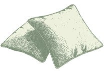 """15"""" Scatter Cushion"""