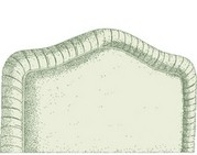 Double Tresco Headboard