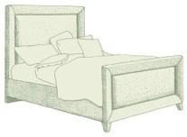 Super King Ghia Bed