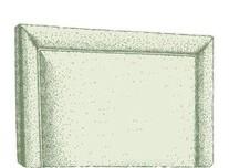 Double Ghia Headboard