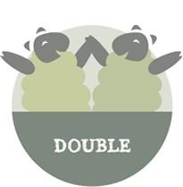 TSR - Usk Divan Base Double