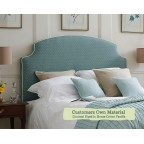 Single Puffin Headboard