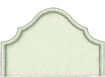 Small Double Kerrera Headboard