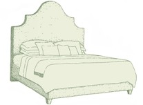 Small Double Samson Bed