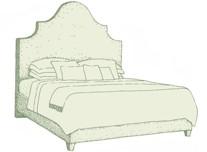 Emperor Samson Bed