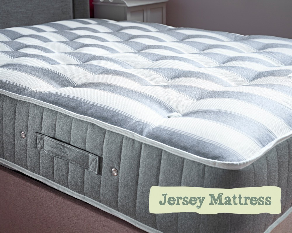 fe6a4d71191 Small Double Jersey Divan and Mattress Set from £979