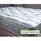 Double Jersey Divan and Mattress Set