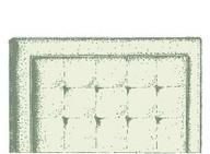Double Jura Headboard