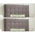 Double Mull Headboard