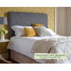Double Sanday Headboard