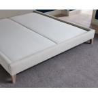 Super King Taransay Bed House Chenille Stone EX