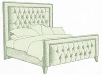 Emperor Easdale Bed