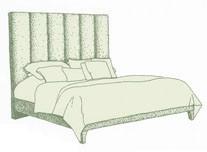 Small Double Taransay Bed