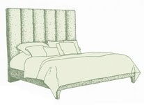 Kingsize Taransay Bed