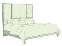 Emperor Tiree Grand Bed