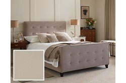Super King Mull Bed Cotton Dove EX