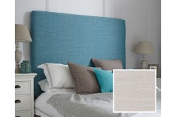 Super King Arran Headboard House Weave Light Grey EX
