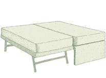 TSR - Taff Trundle Bed