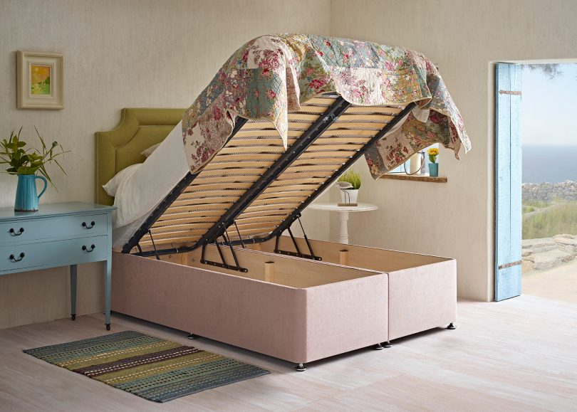 superking ottoman bed