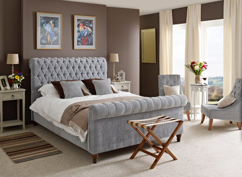 How to Decorate a Small Bedroom with a King Size Bed – The ...