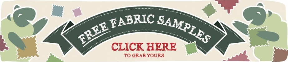 Free Fabric Samples and Swatches for Headboards and Beds from The Headboard Workshop