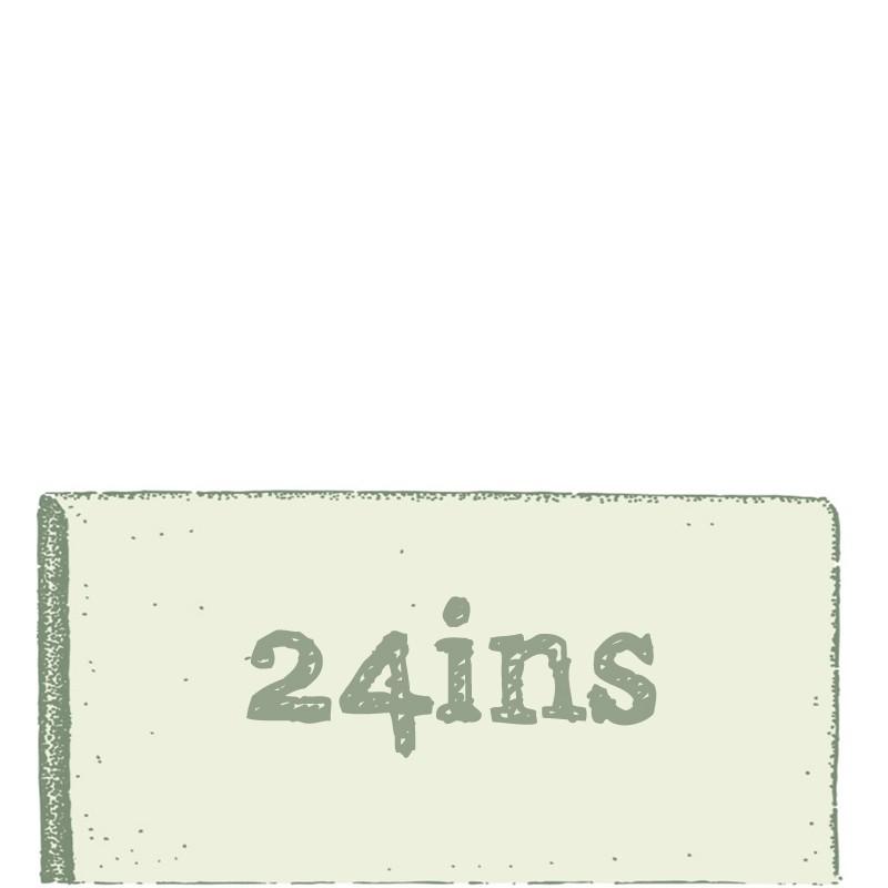 24ins (61cm)