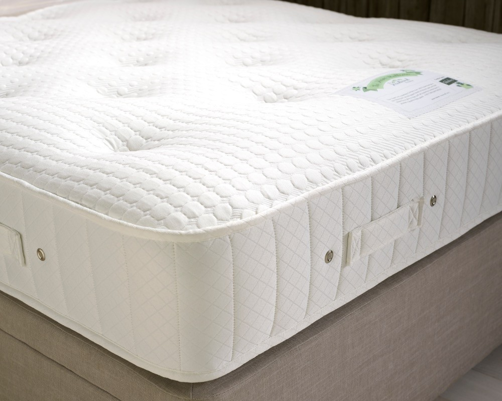 Super King Herm Mattress - Zip & Link