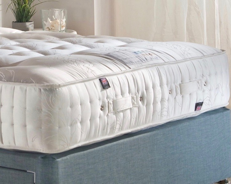 Super King Sark Mattress - Zip & Link