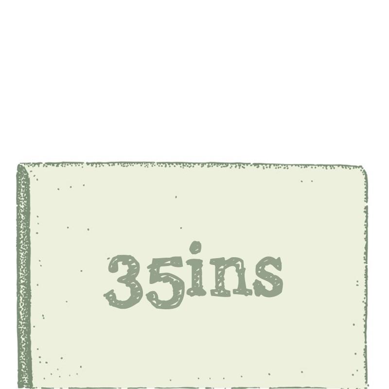 35ins (89cm)