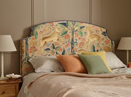 Headboards Buy UK Beds Handmade Upholstered Headboards Online Custom Patterned Headboards
